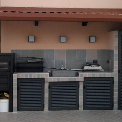 Realizazzione cucine in muratura