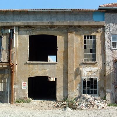 realizzazione di loft in ex-area industriale