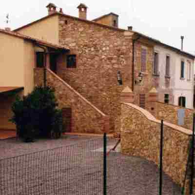 """Realizzazione in """"Misto Toscano"""""""