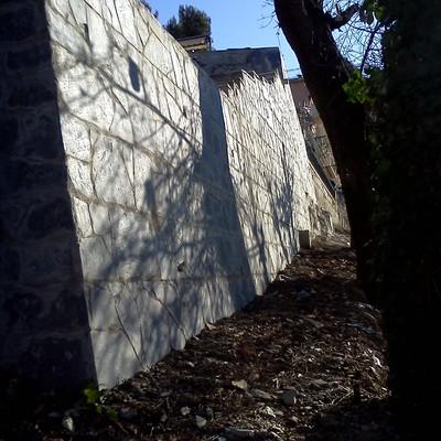 realizzazione muro di contenimento cemento armato