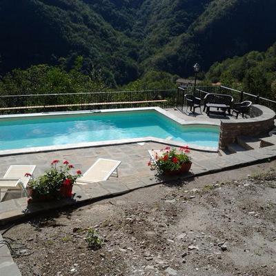 Realizzazione piscina con idromassaggio...