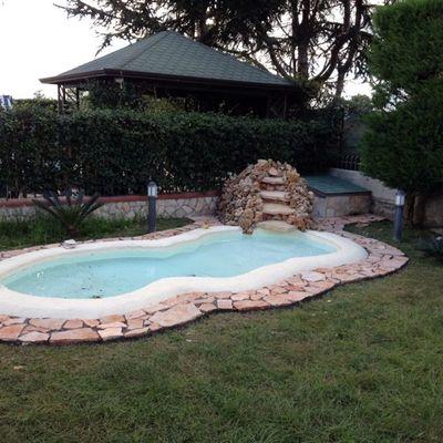 Realizzazione piscina incassata