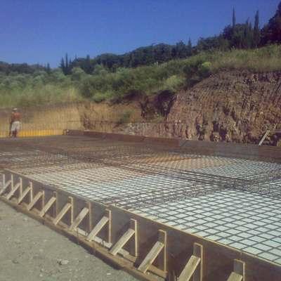 preventivo realizzare fondamenta cemento armato online