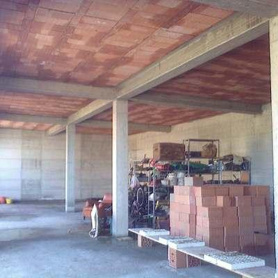 Preventivo realizzare fondamenta cemento armato online - Struttura in ferro per casa ...