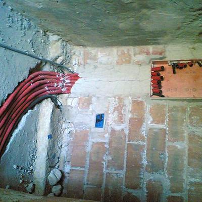 Costo di realizzazione tracce per passaggi di fili o tubi - Costo realizzazione bagno ...
