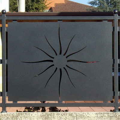 recinzione laser
