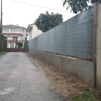 recinzione Sedriano (Mi)