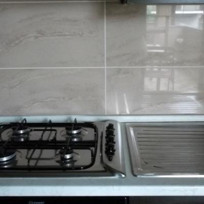 recupero cucina con piastrelle che non appartengono al contesto cucina