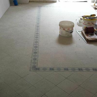 Recupero graniglia di cemento.