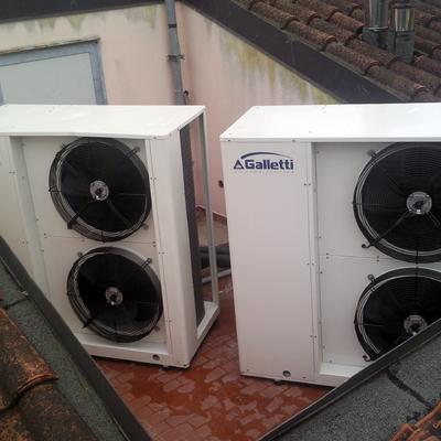 Refrigerazione residenziale