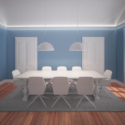 Sala da pranzo - Studio in casa