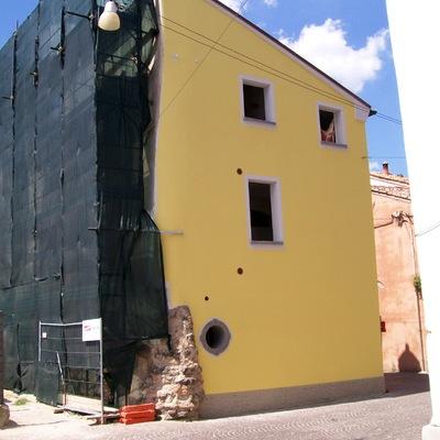 Restauro 2011 Centro Storico Este