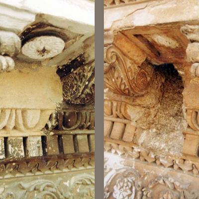 """Restauro del Palazzo """"Porro - Ceci"""" in Andria (Bt)"""