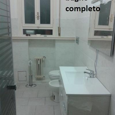 rifacimento bagno completo