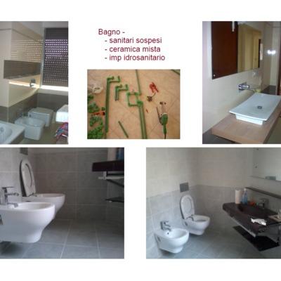 Rifacimento completo appartamento  - bagno/i