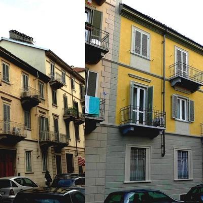 Rifacimento Facciata Torino   Buildesign