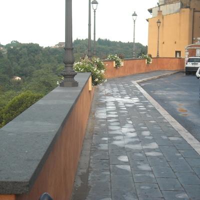 Rifacimento Piazza Gallicano nel Lazio