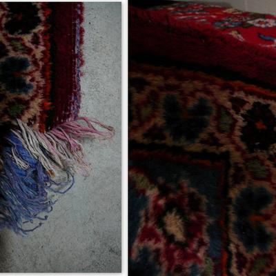 riparazione solo tappeti annodati a mano