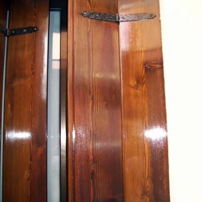 Ripristino infissi  in legno