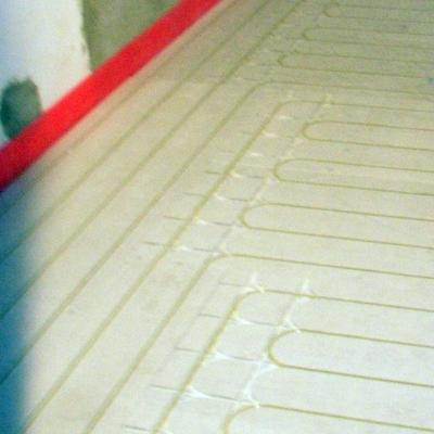 Riscaldamento a pavimento a secco Clima+15