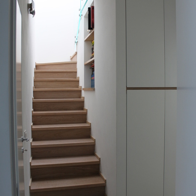 Ristruttrazione casa indipendente e progettazione dei locali