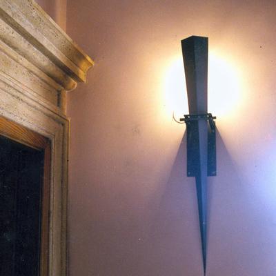 ristrutturazione appartamento in palazzo nobiliare prov. di salerno, 2002