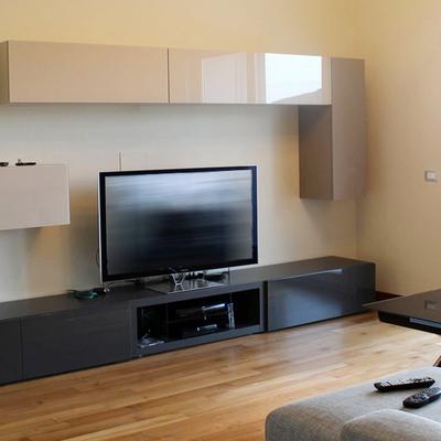 Ristrutturazione appartamento in zona Cassia Roma