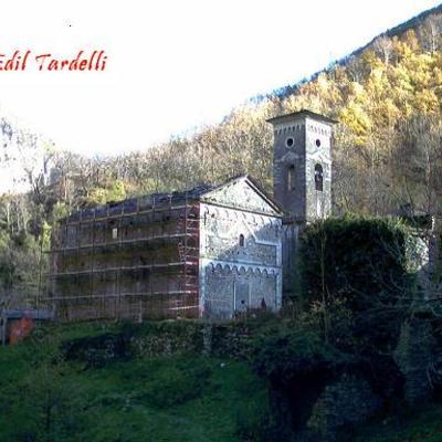 Ristrutturazione chiesa di S. Jacopo (Isola Santa)
