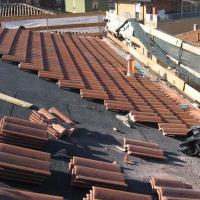 Ristrutturazione e rifacimento copertura tetto