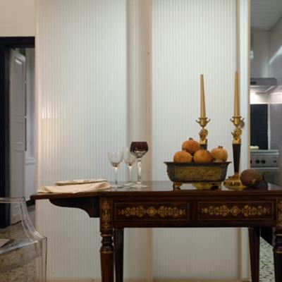 Interior design - ristrutturazione ed arredamento di un appartamento - Il tavolo