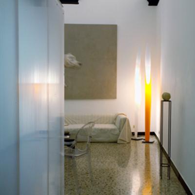 Interior design - ristrutturazione ed arredamento di un appartamento - Ingresso