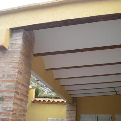 Ristrutturazione facciate,balconi frontalini