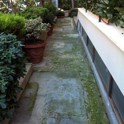 Ristrutturazione  giardino - Emanuele Firenze (prima)