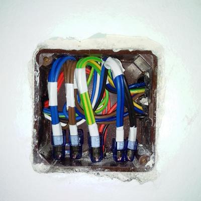 Ristrutturazione impianto elettrico