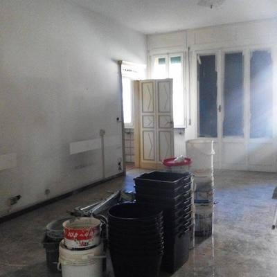 Ristrutturazione mq 180 Via Castiglione