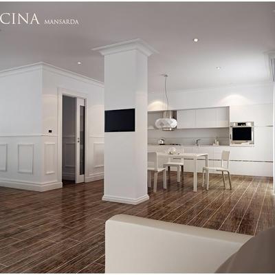 Ristrutturazione palazzina 2 piani - Oria (1)