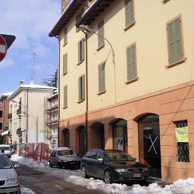 RISTRUTTURAZIONE STABILE APPARTAMENTI IN SASSUOLO (MODENA)