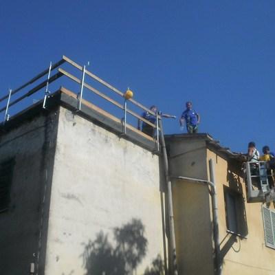 Ristrutturazione tetti e terrazzi