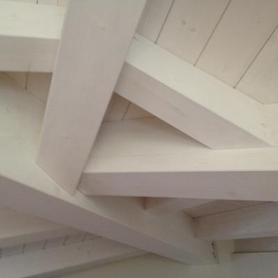 ristrutturazione tetto in legno del '700