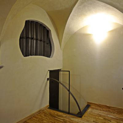 Ristrutturazione ufficio fondocasa - Saletta