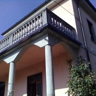 ristrutturazione villa