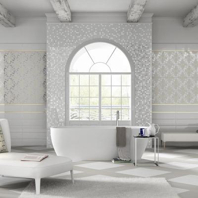 rivestimento muri in mosaico