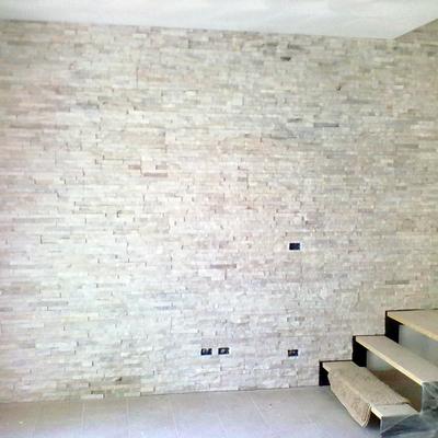 Rivestimento parete in quarzite