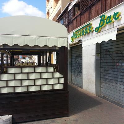 Rivestimento tunnel per bar