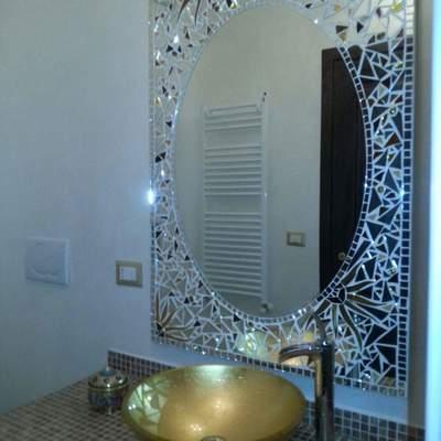 Specchio LUCREZIA da bagno
