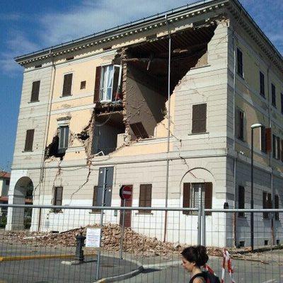Sant'Agostino Terremoto