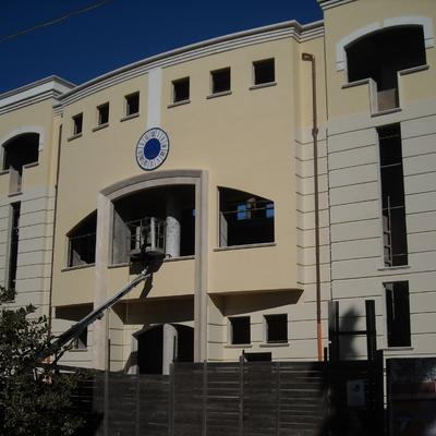 Sede Comunale di Gallicano Nel Lazio Antisismica e termica