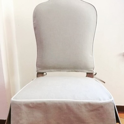 vestizione sedia