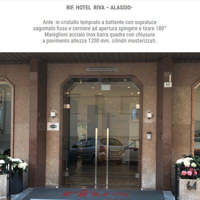 HOTEL RIVA ALASSIO