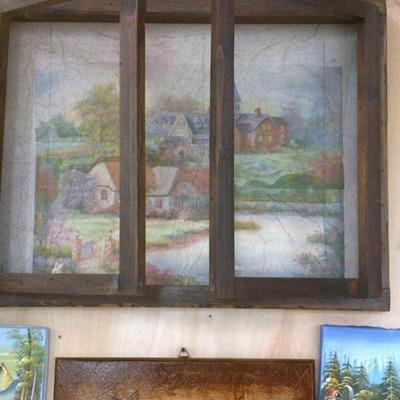 Realizzazione di quadri